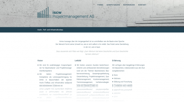 iscw Projektmanagement